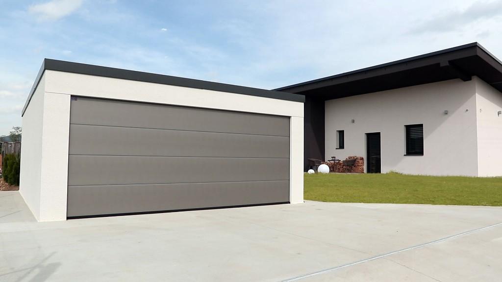 montované garáže na kľúč