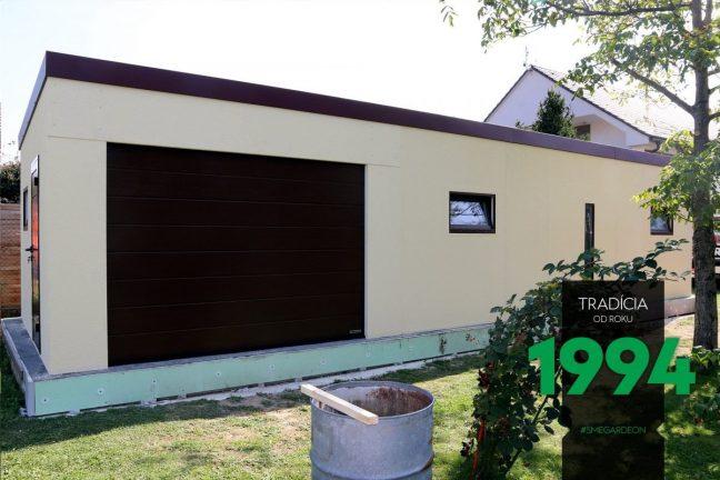 Eine Maßanfertigung von GARDEON - Garage und Lagerraum