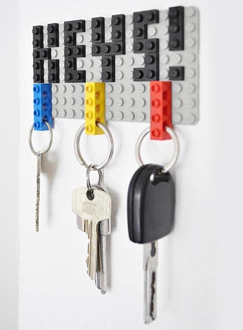 Ein Schlüsselhalter