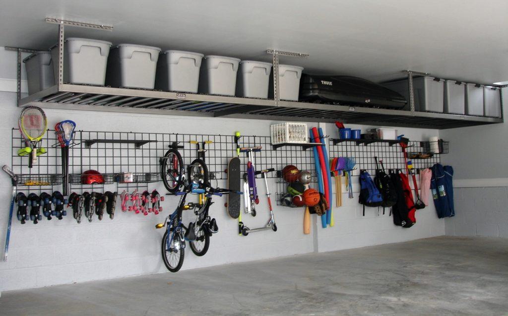 Aufhängungssysteme für Garagen