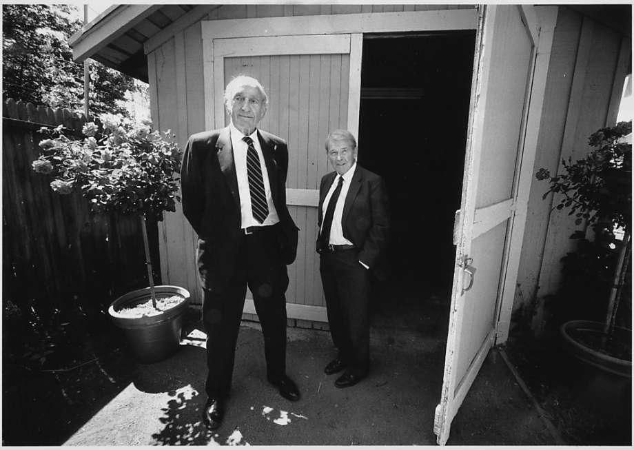 Bill Hewlett und Dave Packard