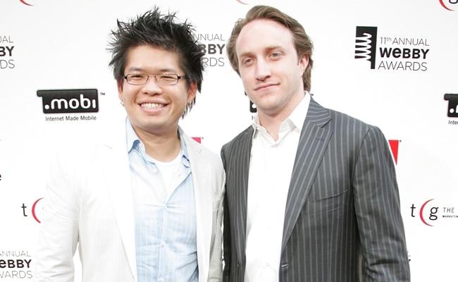 Chad Hurley und Steve Che