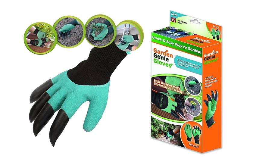 Handschuhe zum Graben