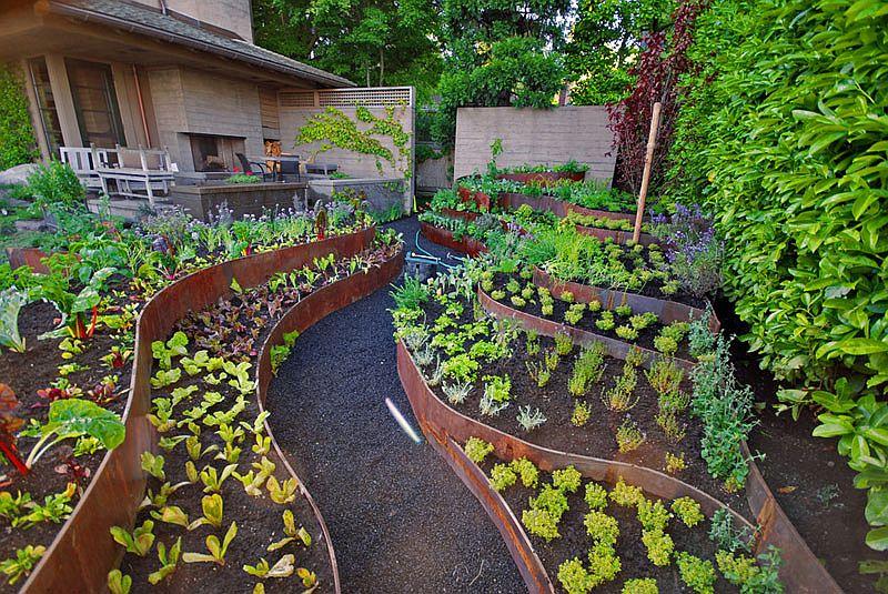 Erhöhte Erdbeete für verschiedenste Pflanzen