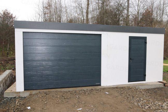 Eine atypische Garage inkl. Abstellraum