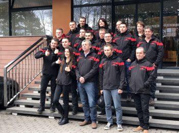 Das Team von GARDEON