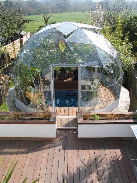 Exkluzívny skleník