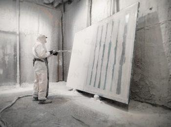 Die Herstellung der montierten Bauwerke von GARDEON