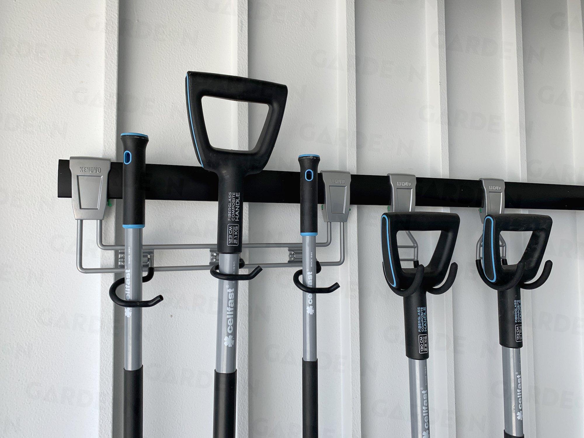Aufhängungshaken für die Garage