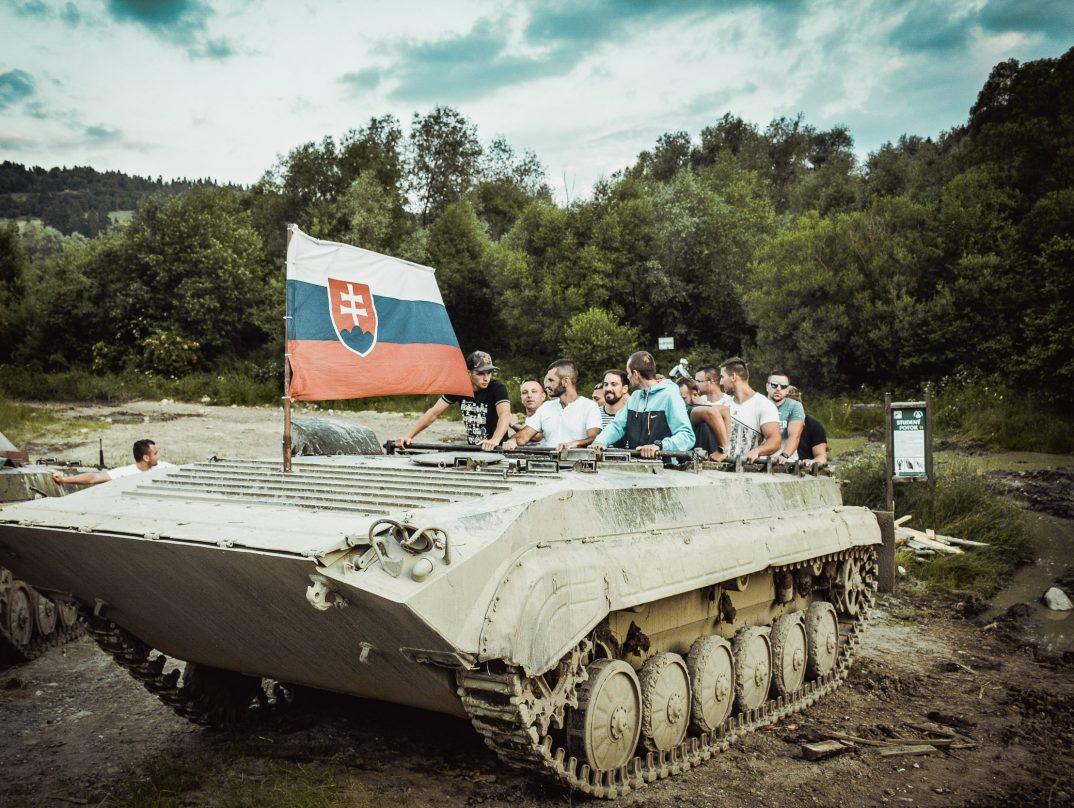 GARDEON Panzer