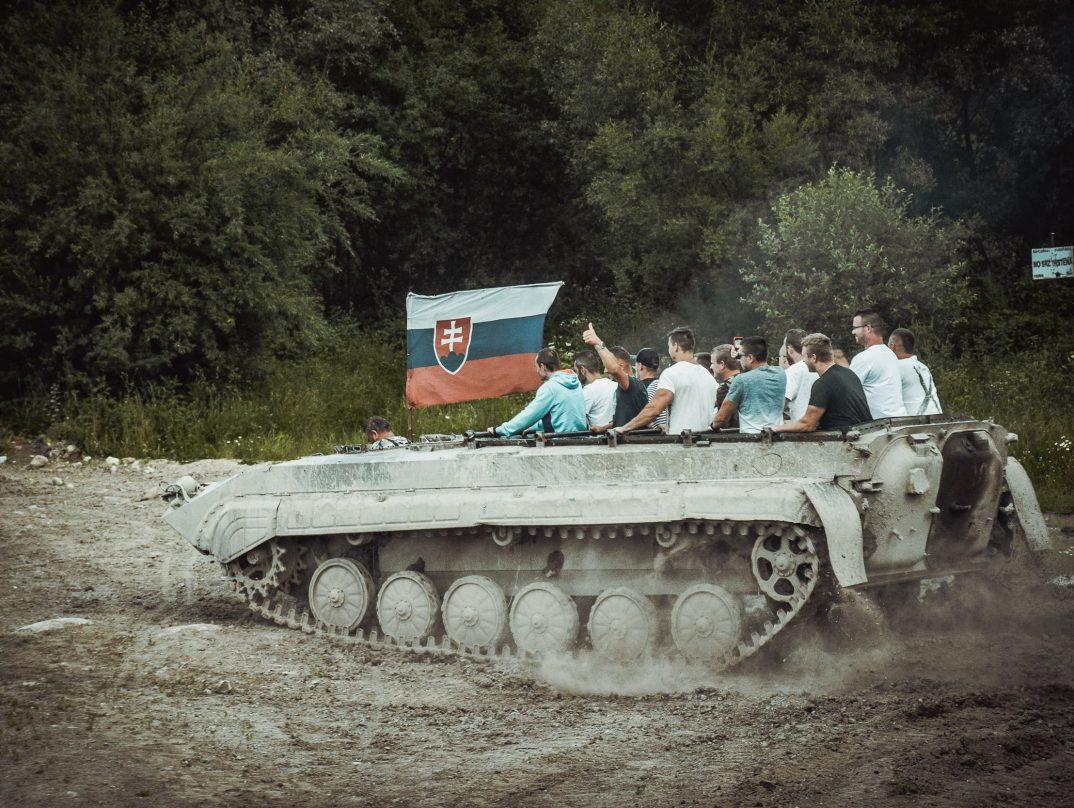 Gardeon - Panzer - Erlebnis