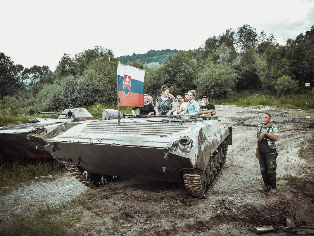 Panzer - Erlebnis