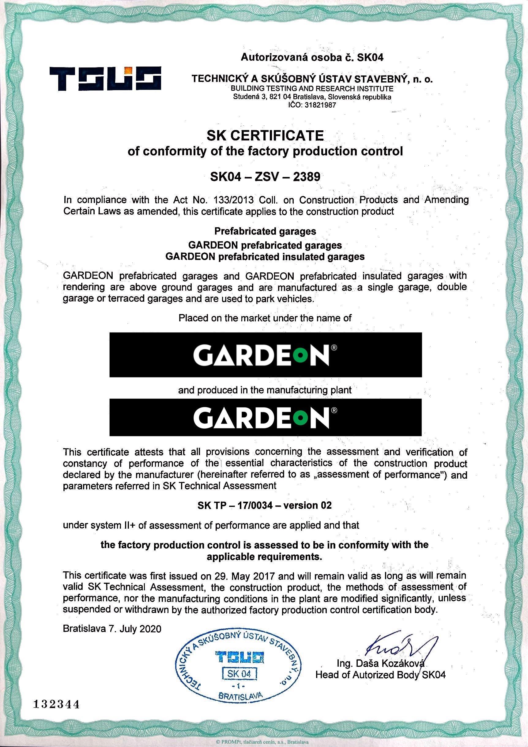 Zertifikat-Uebereinstimmung