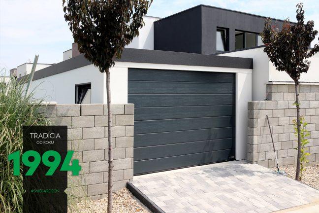 Die Design-Garage von GARDEON in einer modernen Umgebung