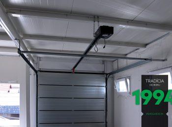 Die Montage einer gedämmten Garage von GARDEON