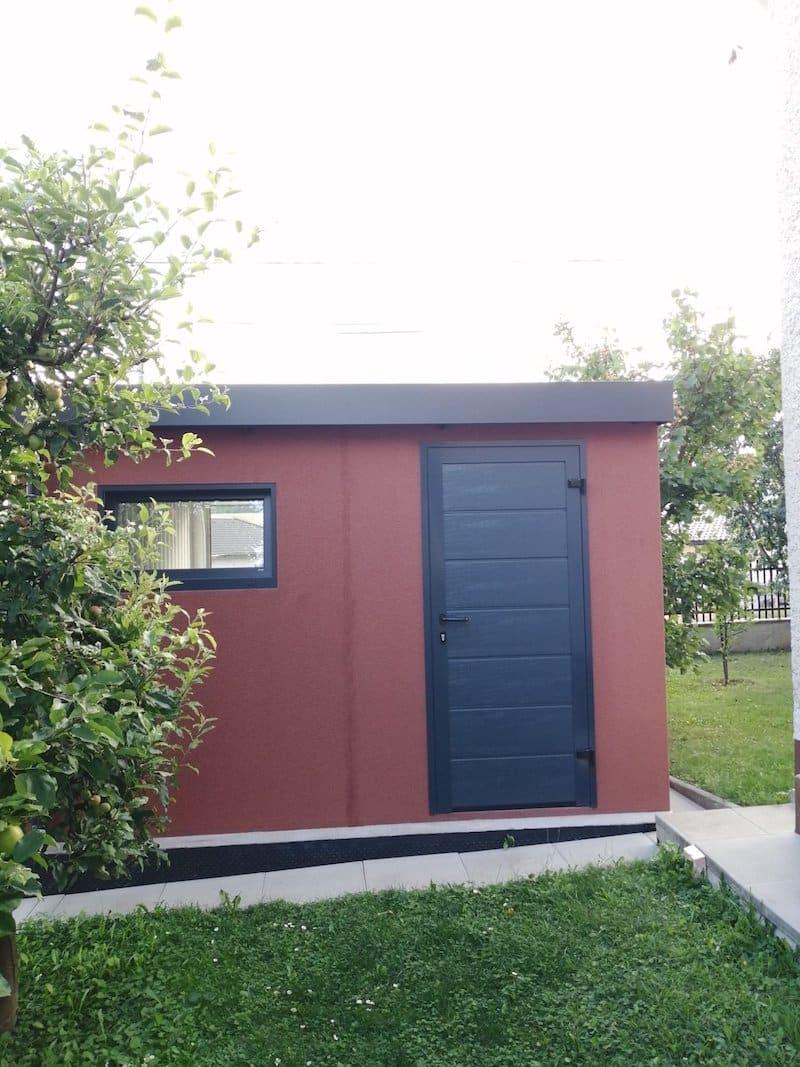 Die GARDEON Garage von Blanka