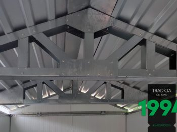 Dachträger für ein Satteldach