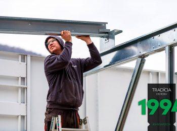 Dachträger montieren