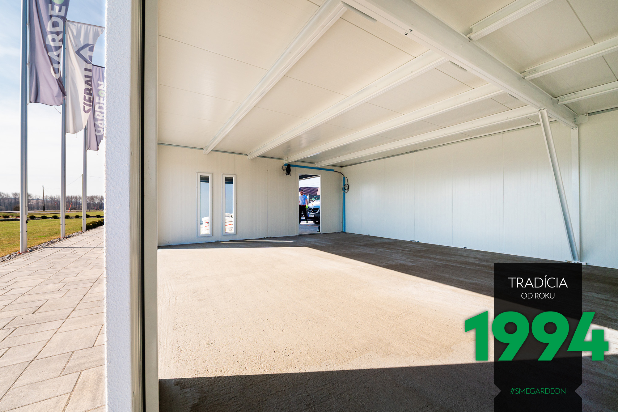 GARDEON - Montage des Showrooms - 19