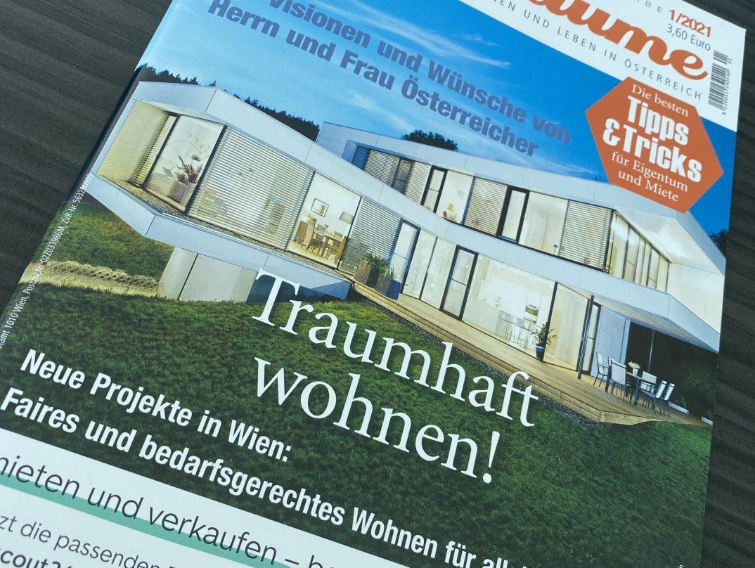 Magazin Wohnträume
