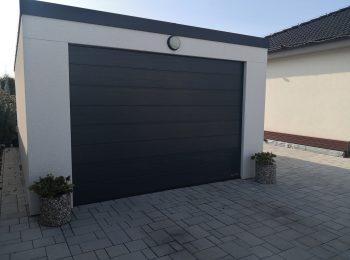 Das Exterieur der GARDEON Garage