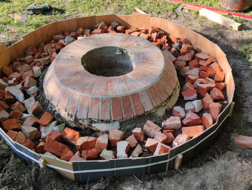 DIY Feuerplatz - Projekt