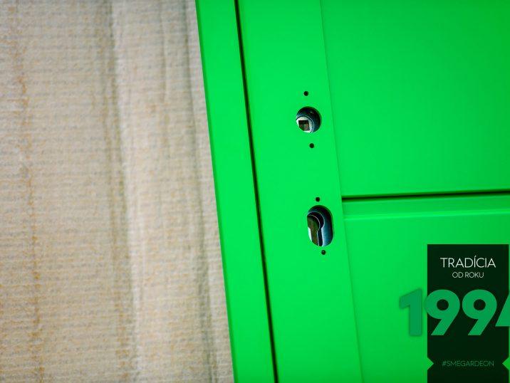 Tür ohne Türhandel