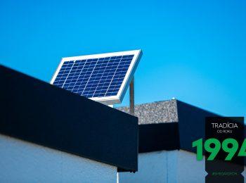 Detailfoto: Solarantrieb