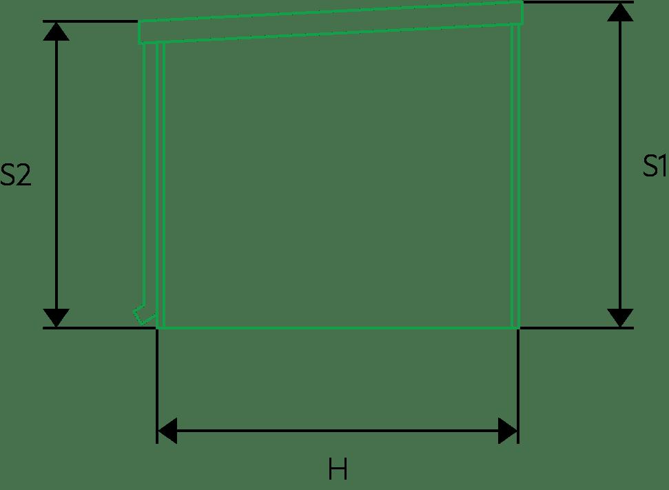 Maße für ein Gartenhaus