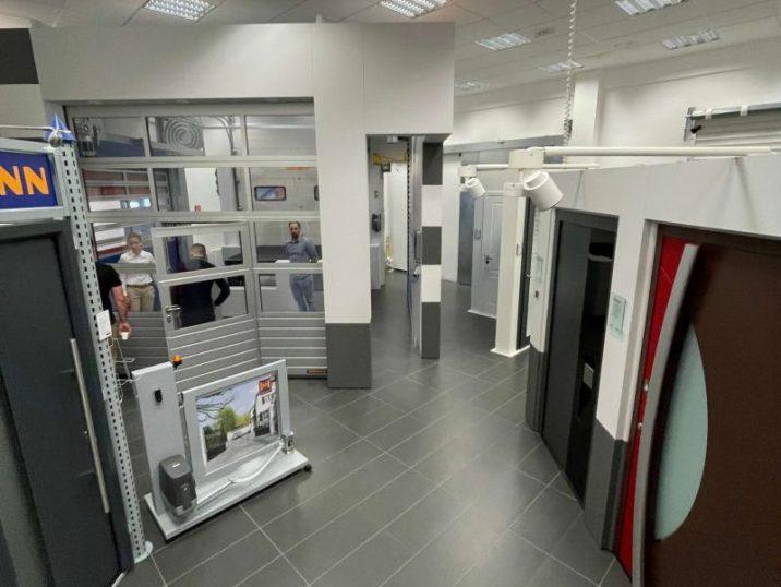 Hörmann Showroom