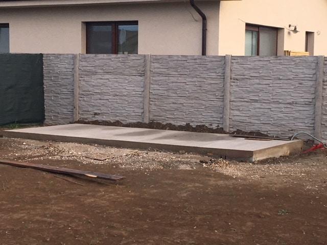 GARDEON - Fundamentplatte fürs Gartenhaus