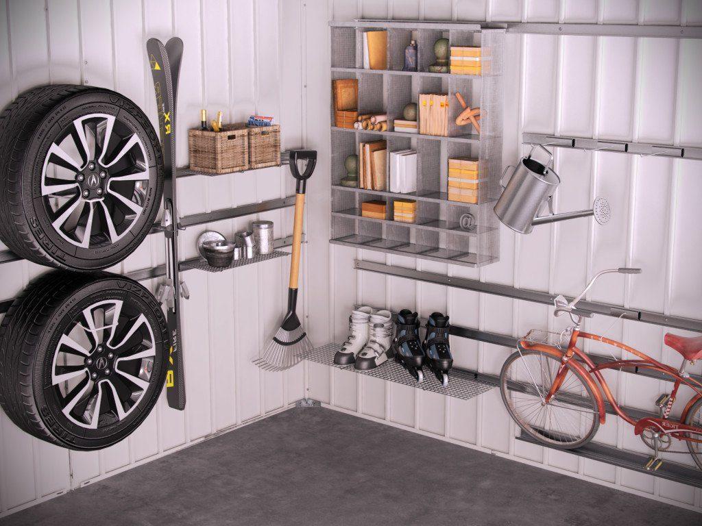Aufhängungssysteme für die montierte Garage