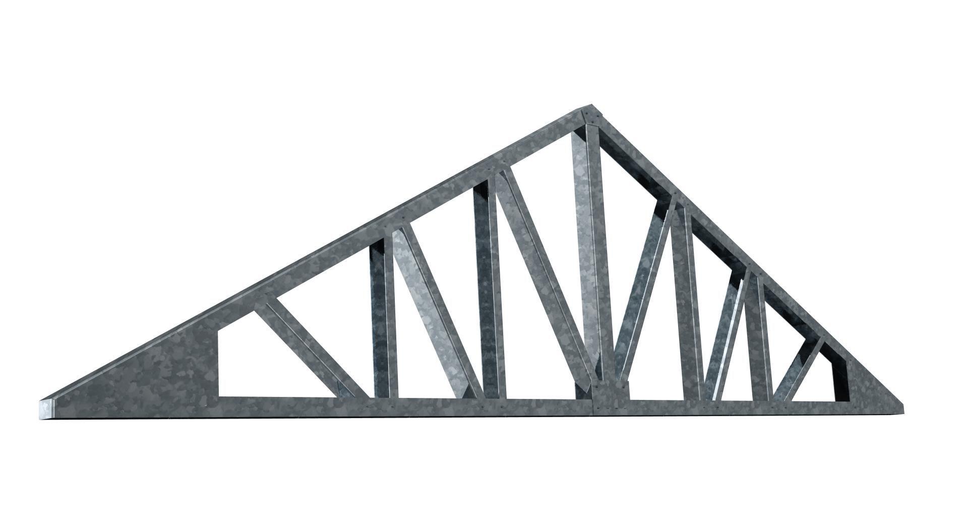 Der Träger für Satteldächer