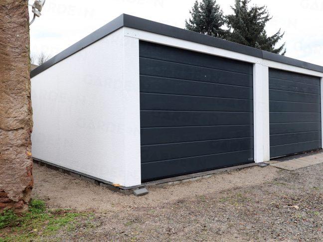 Garagen für 3 Autos von GARDEON